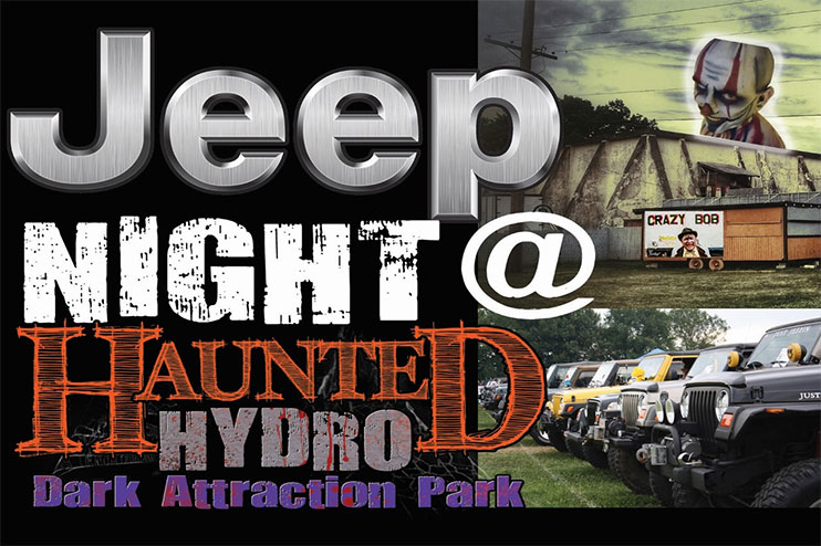 Street Events Haunted Hydro